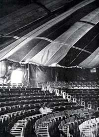 Lambertville Music Circus The Tent And Grounds